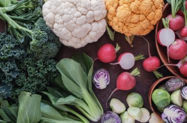 Health benefits of cruciferous vegetables